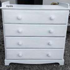 commode shabby chic