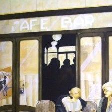 café bar année 1900