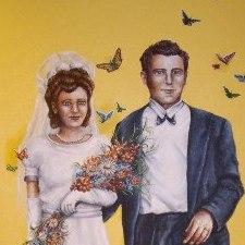 mariés année 50