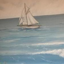 Mer et dune / WC